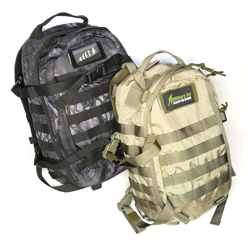 Wisport Sparrow 16 and 20 Rucksacks